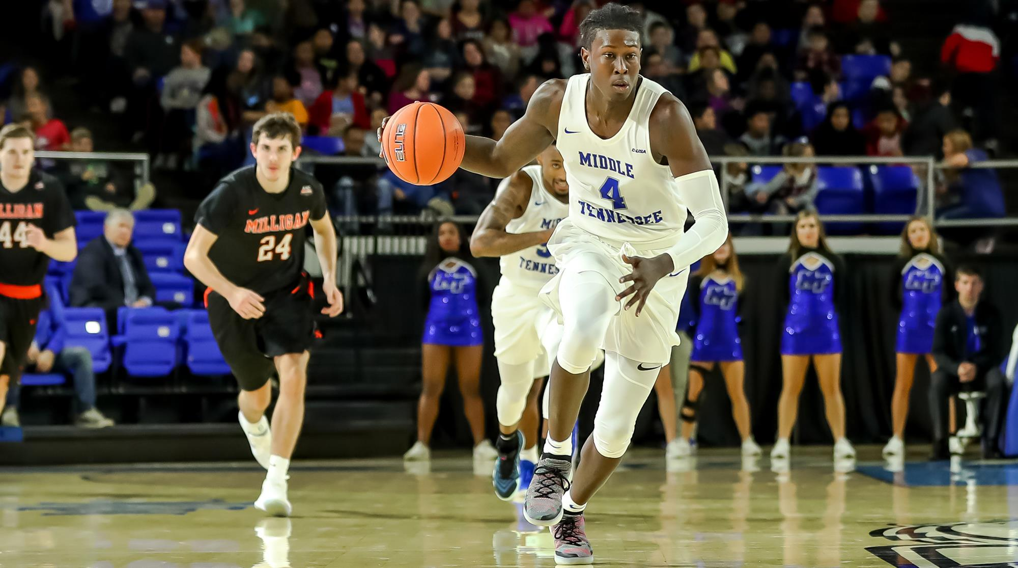 Tookie S Middle Tennessee Chapter Coming To A Close Middle Tennessee State University Athletics