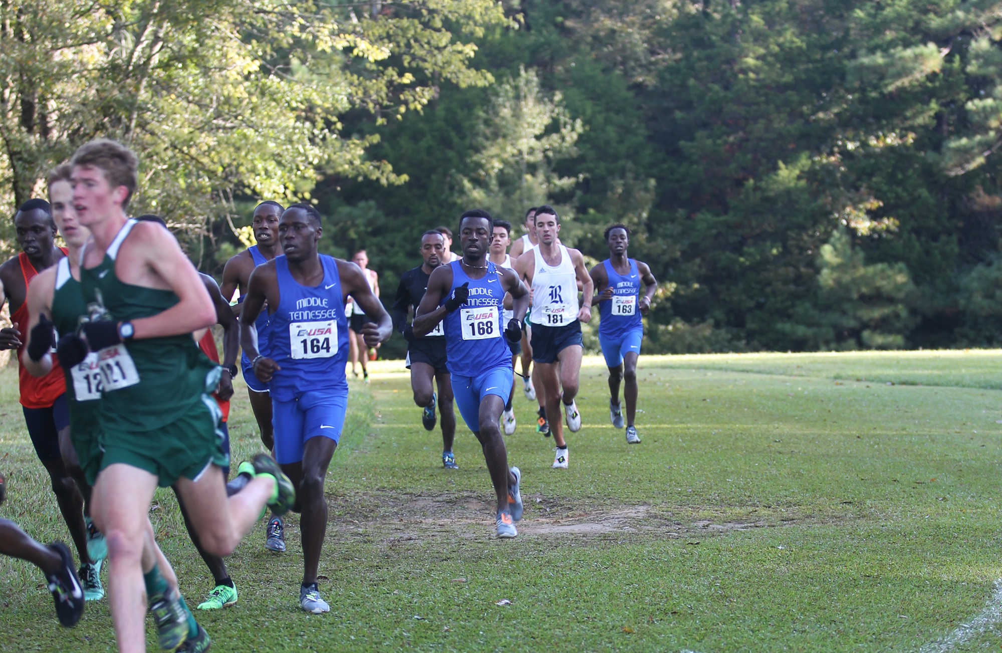8652c3653 Cross Country Announces 2018 Schedule - Middle Tennessee State ...