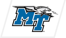 Middle Tennessee State University >> Middle Tennessee State University Athletics Official