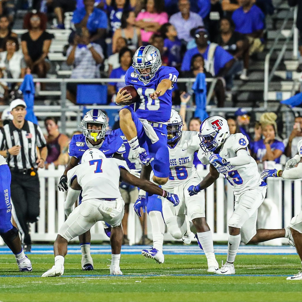 Middle Tennessee State University Athletics - Official